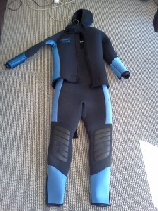 7mm wetsuit for sale